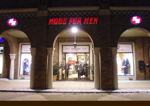 mode for men